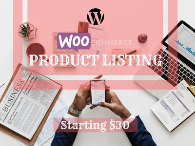Upload 100 Products on WooCommerce
