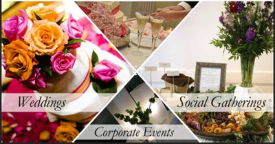Assist you with planning and organise your event