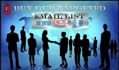 Provide 200 Targeted Business Leads From Your Choice