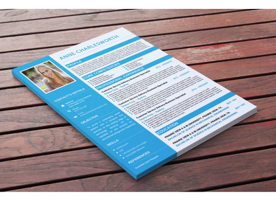 Design your Professional Latest design CV