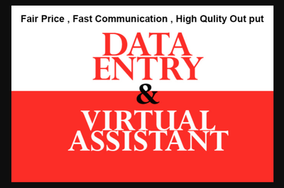 I Will Be 6 hours Your Reliable Virtual Assistant