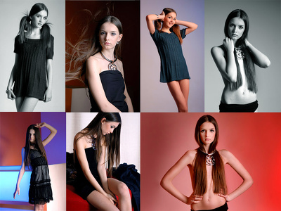 20 photo into professionally looking fashion image
