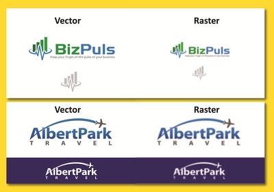 Vectorize your logo