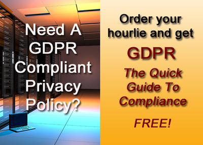 Create a GDPR privacy policy for your website