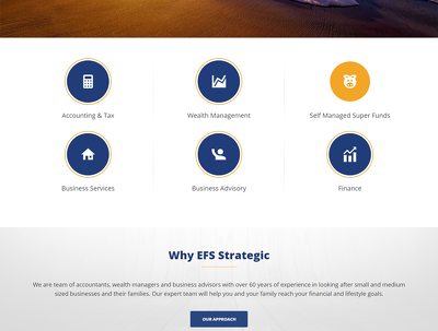 Design professional & visually appealing 5-page WIX website