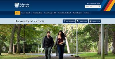 Guest post On University of Victoria UVIC _ Uvic.ca DA 85