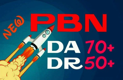 Build 5 Homepage Pbn Backlinks On Da 70+ And Dr 50+ Domains