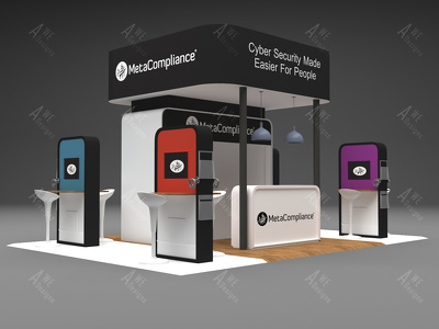 Design Your Exhibition, Booth, Expo Stand And Stall
