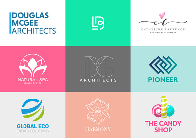 AGENCY LEVEL logo design and FREE business cards design!