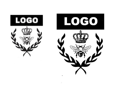Convert your logo into vector formats