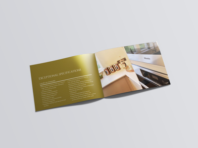 Design a Professional 8 page Brochure / Booklet / PDF  A5 or A4