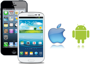 Designe and develop Android or Ios mobile apps