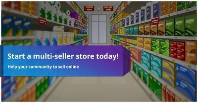 Multivendor E-commerce , Multi Language and Multi City Platform