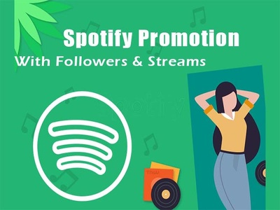 Do organic and integrated viral spotify music promotion