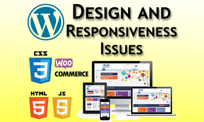 Fix CSS Or Design Issues In Your Wordpress Website