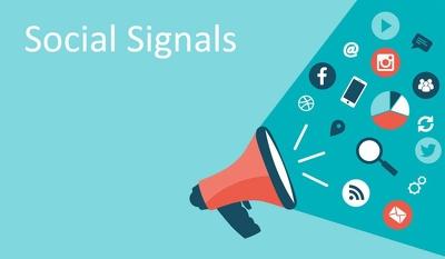 500 powerful PR9 Social signals