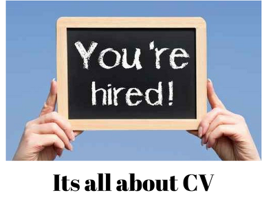 Write, rewrite or redesign your resume to get job and promotion