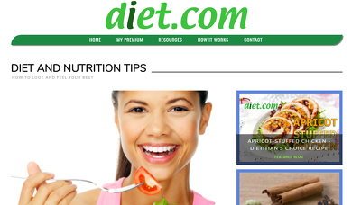 Provide Dofollow Guest Post On Diet _ Diet.com DA 57