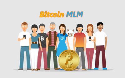 Create Bitcoin MLM Software
