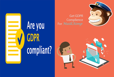 Get your Mailchimp email account GDPR compliance.