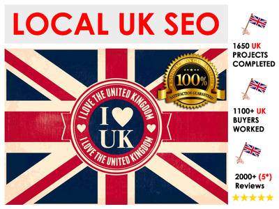 Build UK SPECIFIC SEO Campaign - 2019 with Core UK Algorithm