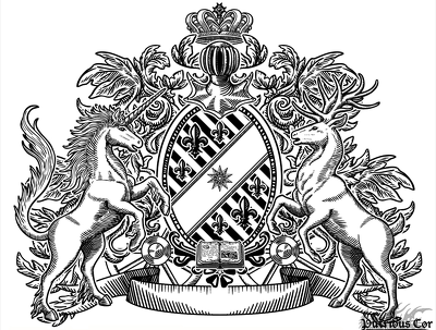 Design a Coat of Arms or Family Crest