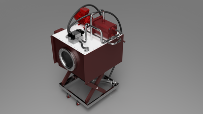 create 3D CAD models along with manufacturing drawings.