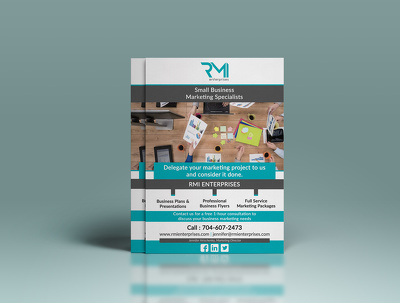 Design any sizes professional flyer