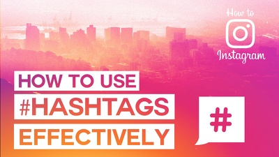 Find Perfect Hashtags to Grow your Instagram Profile