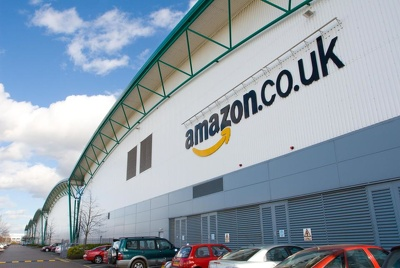Label and Send Your FBA Stock to Amazon UK