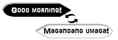 Translate or Transcribe English/Filipino and Filipino/English