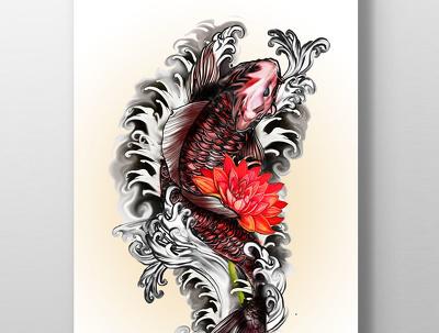 Illustrate / Design a Bespoke Tattoo