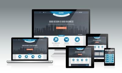 Design & develop a fast responsive WordPress website