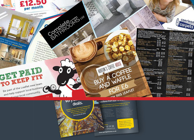 Do 4 to 6 pages Brochures, ebooks and Indesign jobs