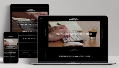 Developed your business website