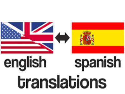 Your translator for SPANISH to ENGLISH and vice versa(500words).