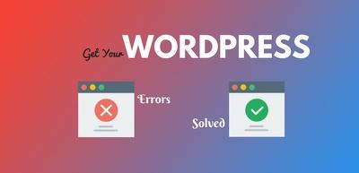 Fix any Wordpress/Plugin/Javascript error or bug