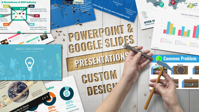 Design PowerPoint Presentation And Google Slides
