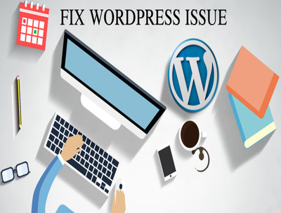 Fix Wordpress error and Customize Theme and fix css issues