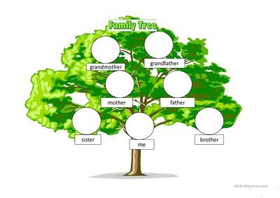 Draw you a family tree