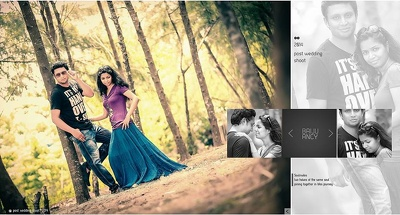 Wedding Album Designing
