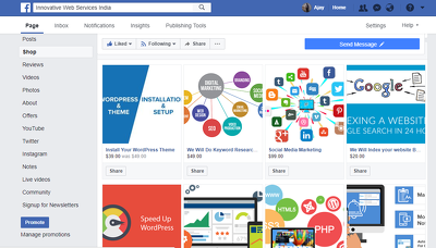 Sync your eCommerce products to Facebook Shop