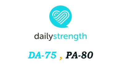 "Write And Publish Guest Post on ""Dailystreng"" DA-75"