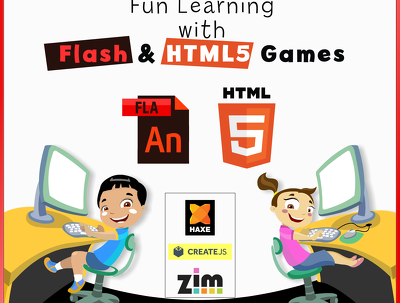 program an Educational Flash or HTML5 game