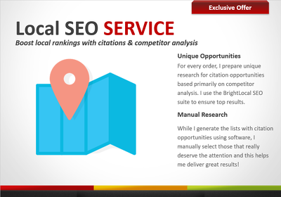 Boost Local Search Rankings with local citations
