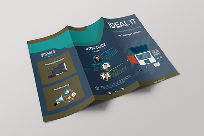 Design EYE Catching flyer / Leaflet / Brochure or Advert