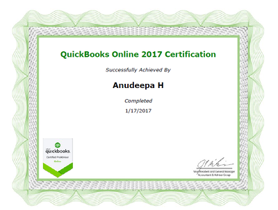 Data entry in Quickbooks, Xero, MYOB & Sage