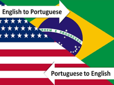your translator for Portugues to ENGLISH & vice versa(500words).