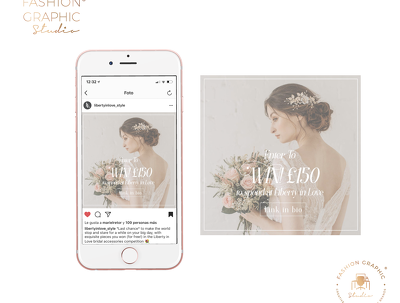 create 5 images for your Instagram or facebook account