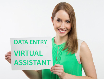 be Your Virtual/Admin Assistant For 1 hour